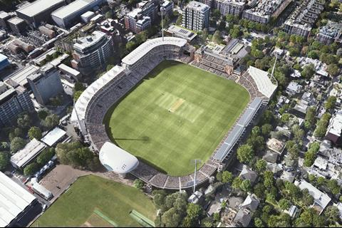 Lord's cricket ground Populous